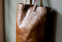 Leather Bags & More / by Kayleigh Jean