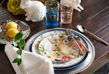 Easter by Pottery Barn / Bring a relaxed, organic look to your brunch or dinner table with our Easter collection.