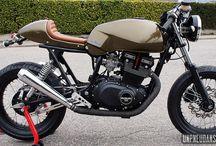 Café Racer / Moto café racer