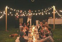 Mariage : autour de la table