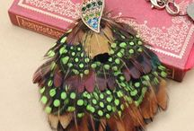 Beauty / Necklace / by Harlie Rein