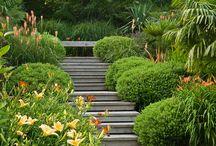 Garten Holz