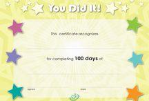 100 days school / by Jammie