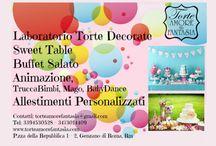 Laboratorio di Torte Decorate Castelli Romani