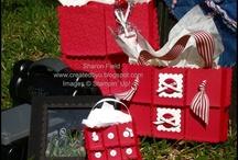 Gift Wrap Ideas / by Tonja Weers