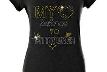 Pittsburgh Steelers BLING / Pittsburgh Steelers BLING, rhinestone, and other shiney/fun things!