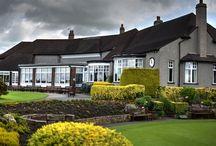 Moortown Golf Club / Moortown Golf Club - Clubhouse