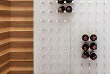 wine / #interior #design #style