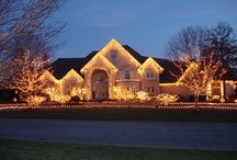 Holiday Lighting / Professional Holiday lighting design for your home or business!