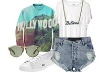 outfits.. Summer 2013