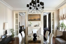 Dinning Rooms / by Olivia Waters