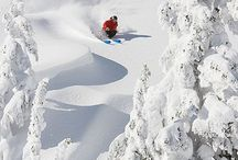 Ski Dreams / I need to keep my dream of heliskiing alive!