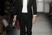 Marc by Marc Jacobs Men's RTW Spring 2014