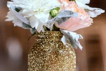 Wedding colors - Gold