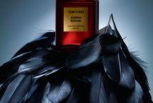 Focení parfemu