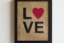burlap typography / by burlap projects