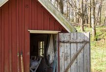 SHeD We LooK in The BArN / Always wanted to remodel a BArn and have a classy Shed
