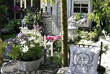 outdoor: lighting/decor/porches