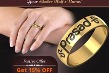 Personalised Jewellery Gifts / Gift your loved ones from house of online personalised jewellery store