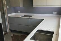 L- Shape Kitchens