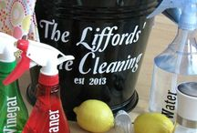 Green cleaning / Tips for green cleaning.