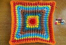 Crochet stiched