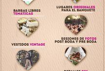 Tendencias de boda para el 2013