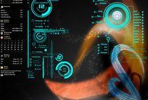 Web design + interfaces