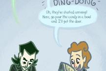 Tom & Loki