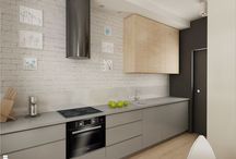 skandynawska nowoczesność i prostota - zdjęcie od Archomega Biuro Architektoniczne - Kuchnia - Styl Skandynawski - Archomega Biuro Architektoniczne