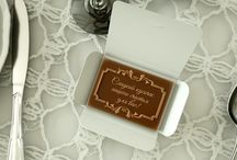Шоколад на праздник