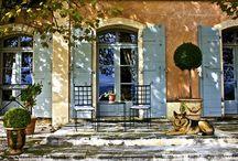 House outside style