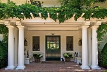 Front entry ideas / Design ideas for new front door to house