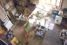 Art Studio / My dream to have my own art studio is starting to come to reality watch this space