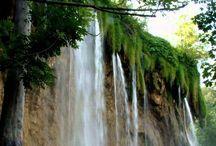 wodospady,potoki