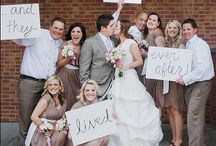 Wedding Photo Ideas / by Kelly Hahn