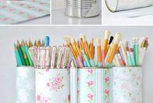 Porte crayons 2