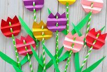 Tavaszi dekoráció ötletek