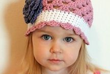 Örme şapkalar
