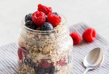 Gesund essen Frühstück