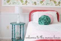 Josie's Bedroom / by Kristin Blodgett