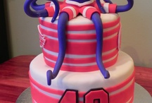 Awesome cakes / by Chelsea Rhodey