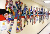 5th grade art / by Alyssa Gordon