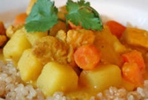 The Curry Diet [Well, Kind of]