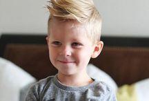 как подстричь сына