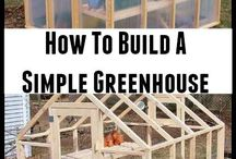 Diy greenhouse