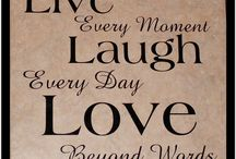 Inspirational Sayings / by Leslie Hayes
