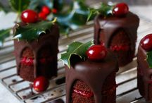 Vegan Christmas Treats & Desserts