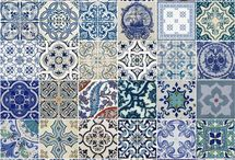 tegels en vloeren