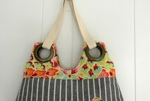 HANDMADE PURSES / BAGS / TOTES / by Nonilu